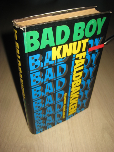 FALDBAKKEN, KNUT. BAD BOY. 1988.