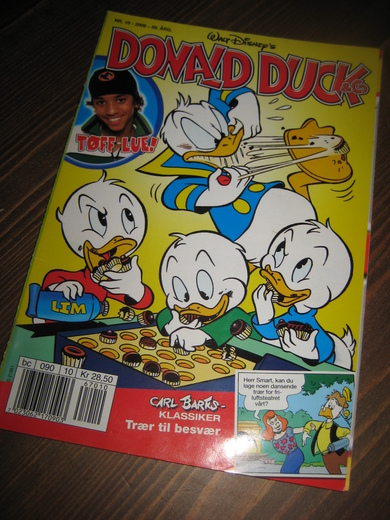 2006,nr 010, DONALD DUCK & CO.