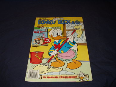 1993,nr 004, Donald Duck & Co