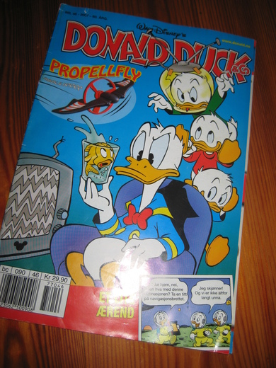 2007,nr 046, DONALD DUCK & CO.