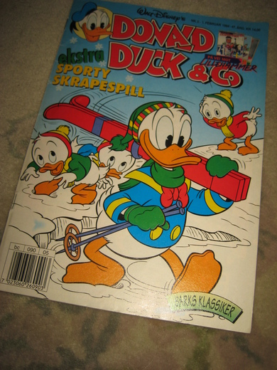 1994,nr 005, DONALD DUCK & CO