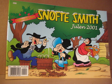 2001, SNØFTE SMITH.
