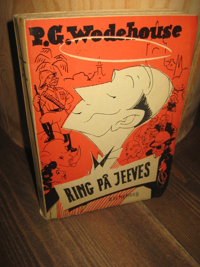 Wodehouse: RING PÅ JEEVES. 1954.
