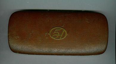 Etui for Parker 51. Box nr 270. Made in USA.