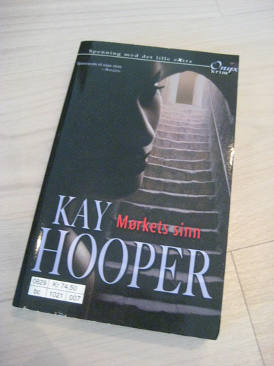HOOPER: MØRKETS SINN. 2008.