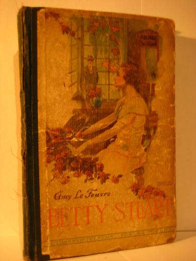 Feuvre. BETTY STUART. 1927