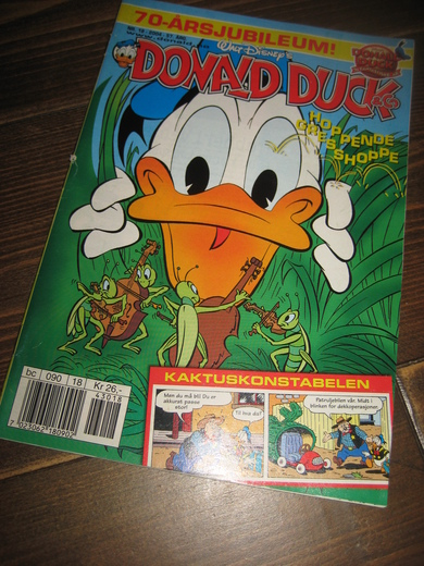 2004,nr 018, DONALD DUCK & CO.