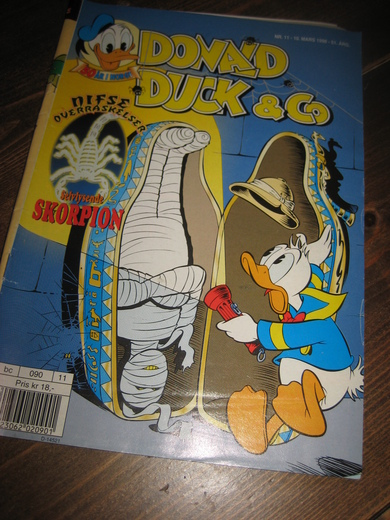 1998,nr 011, DONALD DUCK & CO.