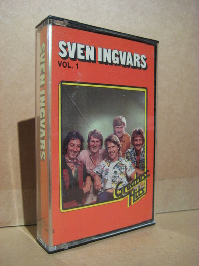 INGVARS, SVEN: Greatest Hits. 1981.
