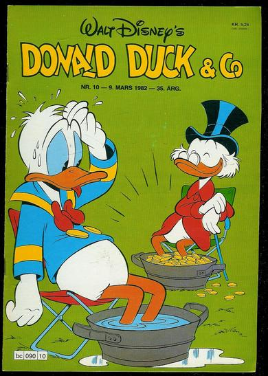 1982,nr 010,                           Donald Duck & Co