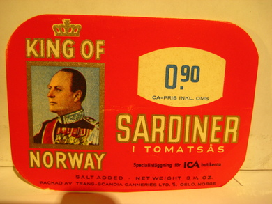 KING OF NORWAY