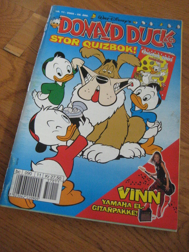 2005,nr 011, DONALD DUCK & CO