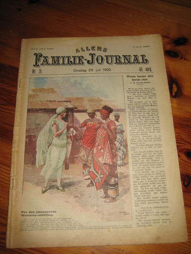 1925,nr 031, ALLERS FAMILIE JOURNAL.