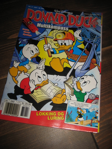 2007,nr 017, DONALD DUCK & CO.