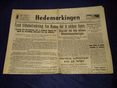 1944,nr 127, Hedemarkingen