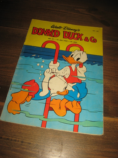 1969,nr 029, DONALD DUCK & CO.