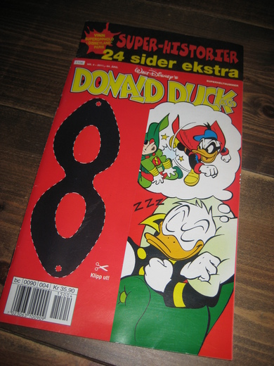2011,nr 004, DONALD DUCK & CO.