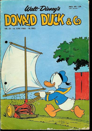 1965,nr 025,           Donald Duck & Co