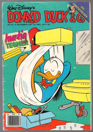 1991,nr 045,                           Donald Duck & Co.