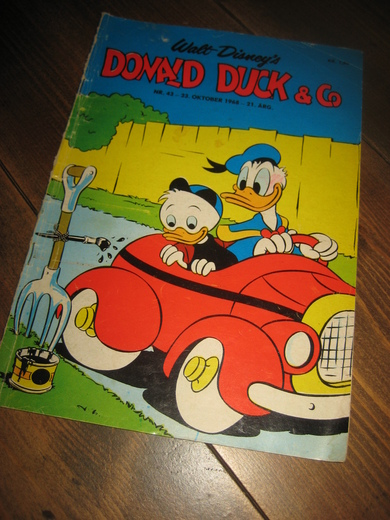 1968,nr 043, DONALD DUCK & CO
