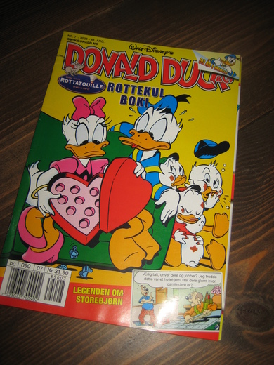 2008,nr 007, DONALD DUCK & CO.