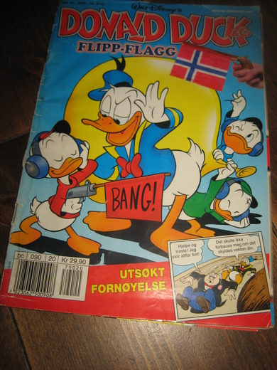 2007,nr 020, DONALD DUCK& CO.