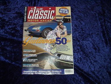2005,nr 003, classic MOTOR MAGASIN