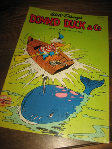 1975,nr 022, DONALD DUCK & CO