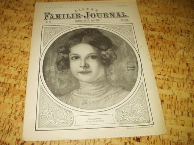 1906,nr 016, Allers     Familie Journal.