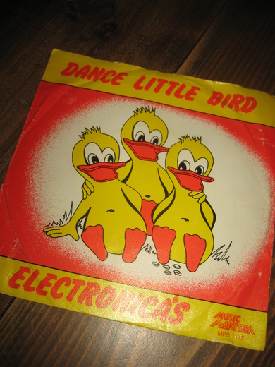ELECTRONICA'S: DANCE LITTLE BIRD.