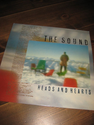 THE SOUND: HEADS AND HEARTS. 1985.