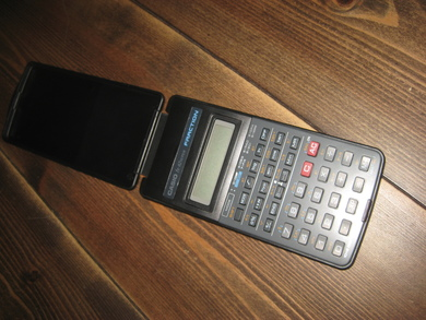 CASIO fx 82 SUPER.
