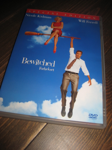 Bewitched. Nicole Kidman. 2005, 98 min, for alle