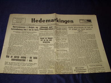 1944,nr 300, Hedemarkingen