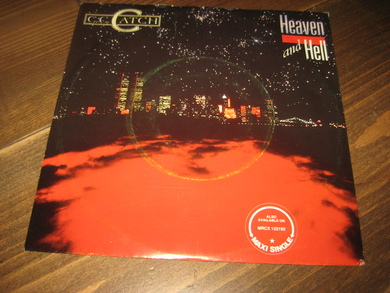CATCH, CC: HEAVEN AND HELL. 1986.