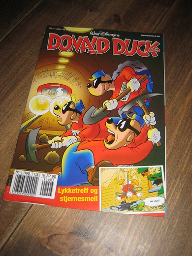 2009,nr 003, DONALD DUCK & CO.