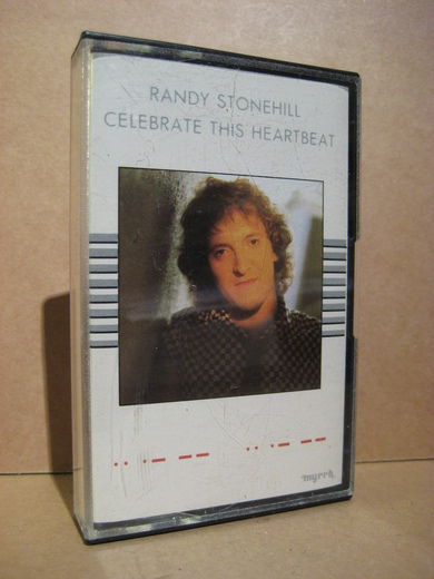 RANDY STONEHILL: CELEBRATE THIS HEARTBEAT. 1984.