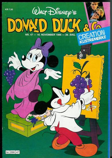 1986,nr 047,                        DONALD DUCK & CO