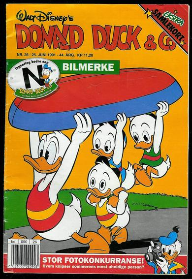 1991,nr 026, Donald Duck & Co