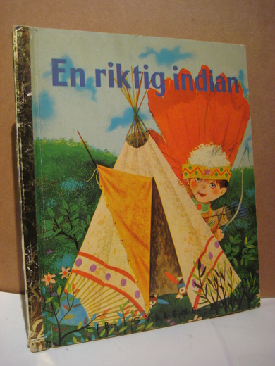 En riktig indian, bok nr 189,