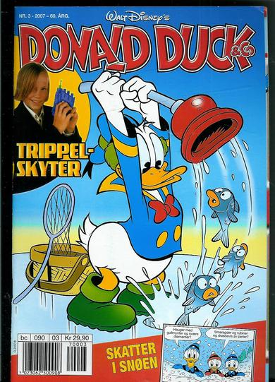 2007,nr 003, DONALD DUCK & CO.