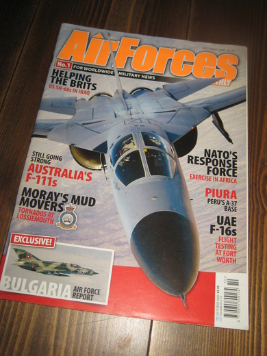 2006,nr 010, Air Forces.