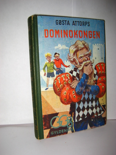ATTORPS: DOMINOKONGEN. 1947