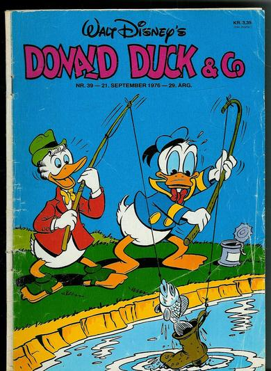1976,nr 039,                            DONALD Duck & Co.