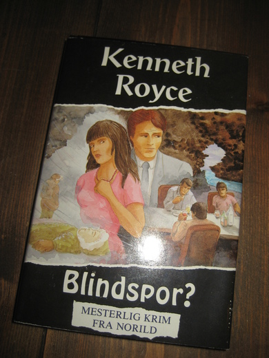 ROYCE: BLINDSPOR? 1995.