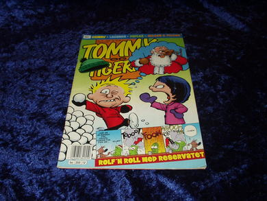 1998,nr 012, TOMMY OG TIGERN