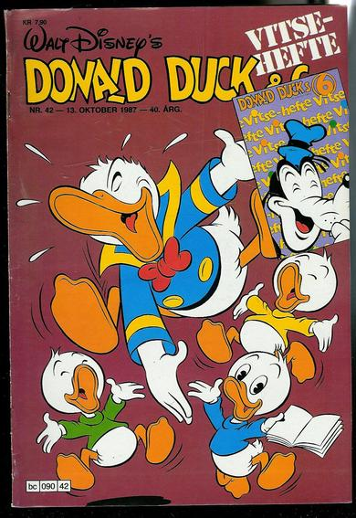 1987,nr 042,               DONALD DUCK & CO.