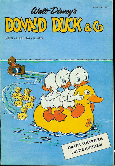 1964,nr 027, Donald Duck & Co