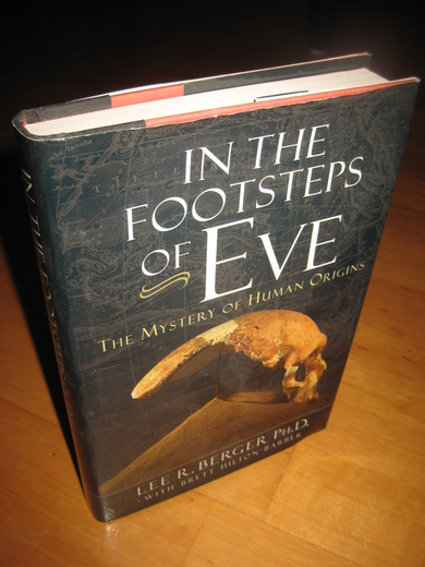 BERGER: IN THE FOOTSTEPS OF EVE. 2000.