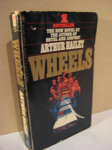 HAILEY: WHEELS. 1973